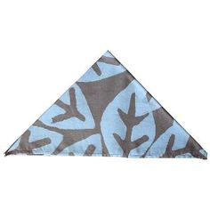 For the Home Napkin - Leaves: Slate - Set of 4