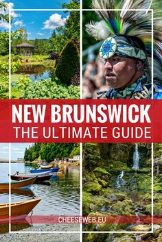 The ultimate travel guide to the Maritime province of New Brunswick in Atlantic Canada. The guide in Slow Travel, Travel Usa, Travel Tips, Travel Guides, Ontario, Vancouver, Toronto, New Brunswick, Woods