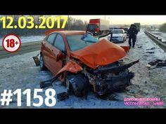 Новая подборка ДТП и аварии от «Дорожные войны» за _Видео № ДТП и авария.