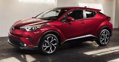 Toyota Hopes C-HR Crossover Will Help Re-Balance US Portfolio #Reports #SUV