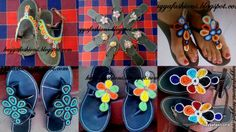 KAYYA FASHIONS: Beautifully Beaded! :)  check out these tastefully designed beaded sandals that will blow your mind away!! :)