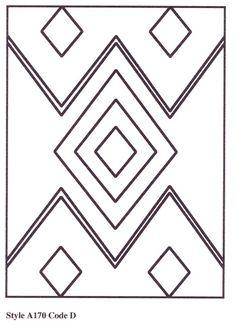 Aztec and Southwestern Designs Motif Navajo, Navajo Pattern, Pattern Art, Pintura Tribal, Motifs Aztèques, Diy Broderie, Navajo Weaving, Punch Needle Patterns, Barn Quilts