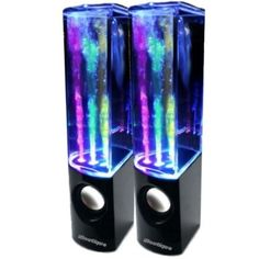 iBoutique ColourJets USB Dancing Water Speakers for £16.13 @ Amazon