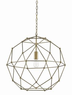 PERCY CHANDELIER - currey and company - CURY-9706