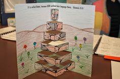 Hands On Bible Teacher: Tower of Babel