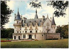 Nievre chateau - Delcampe.net