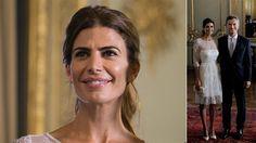 Juliana Awada deslumbró con su look en la gala del Teatro Colón  El look del presidente y la primera dama para la jura