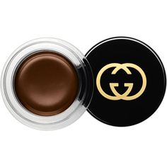 Gucci Cocoa, Infinite Precision Liner (92 BRL) ❤ liked on Polyvore featuring beauty products, makeup, eye makeup, eyeliner, beauty, gucci, cocoa and eyes