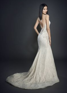 Bridal Gowns and Wedding Dresses by JLM Couture - Style 3715