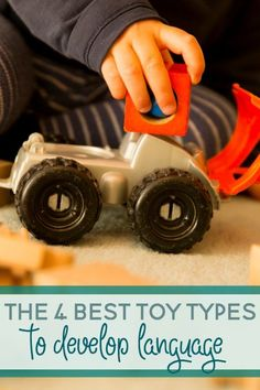 The 4 Best Types of Toys to Develop Language