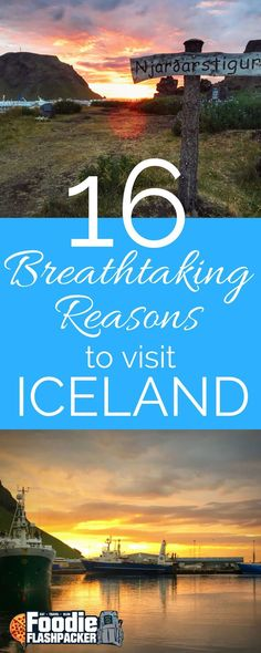 I barely remember hearing anything about the tiny Nordic island nation five years ago. Now, it seems everyone is rushing to experience the country for themselves. And for good reason -- Iceland is stunning.