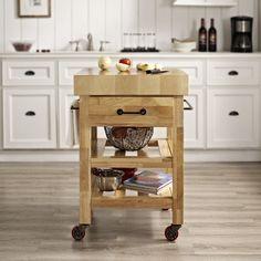Crosley Madison Kitchen Cart