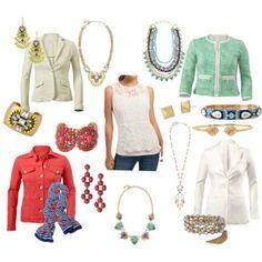 My favorite accessories plus my new passion for CAbi fashion www.stelladot.com/amyjpierce