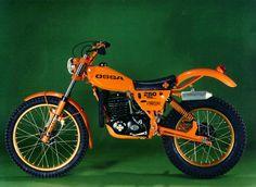 Ossa Enduro, Scrambler Motorcycle, Moto Bike, Motorcycle Art, Off Road Moto, Off Road Bikes, Off Road Racing, Street Tracker, Motos Trial