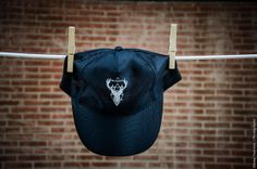 REINDEER CAP // DARK BLUE
