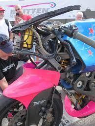 「britten v1000 front suspension」の画像検索結果