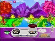 Game món Soup bí ngô