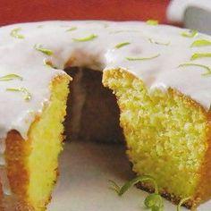 Receita de bolo de laranja com a casca