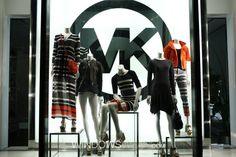 MIchael Kors enero 15 #retail #window #escaparate #vitrine #display #visual #visualmerchandising Pineado por Pilar Escolano