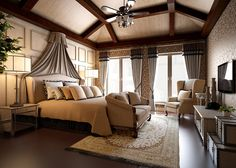 9 Amazing A-list Style Luxury Bedrooms | Home & Style Living | Stunning Home Design and Decor