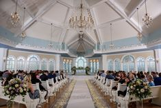 Walt Disney World's Wedding Pavilion at the Grand Floridian Resort