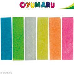 Apprendre à utiliser la pâte Oyumaru (création d'un moule Oréo) - Fiche technique Moulage pas à pas, idées et conseils loisirs créatifs - Creavea