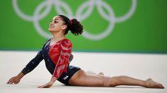 We're in awe of Laurie Hernandez GOLD  way to go! Gymnastics Facts, Gymnastics Images, Artistic Gymnastics, Olympic Gymnastics, Love The Lord, Love Her, Lauren Hernandez, Matthew 22 37, You Go Girl