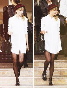 She's got amazing style