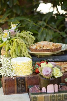 Once Upon a Time Fairy Tale Enchanted Garden Baby Shower