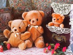 teddy bears | ... is a short story about why and how the first teddy bear was created