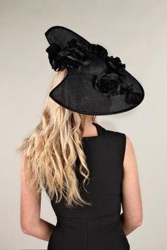 Mottisfont from the back showing the slash. Spring Summer, Hats, Hat, Hipster Hat