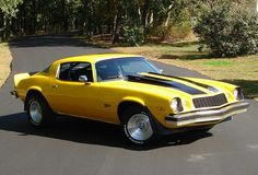 Bumblebee 1976 Chevrolet Camaro
