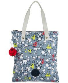 081432f4c590 Kipling Disney s Mickey Mouse Hip Hurray Tote Bag - Blue Disney Mickey Mouse