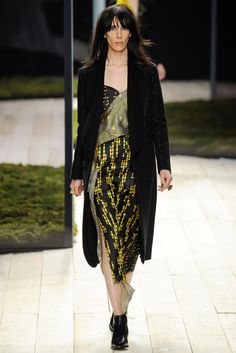 Maiyet Fall 2014 Ready-to-Wear Fashion Show - Jamie Bochert (OUI)