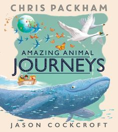 A beautiful, fact-filled picture book by naturalist and TV presenter Chris Packham. Stunningly illustrated by Harry Potter cover artist Jason Cockroft.