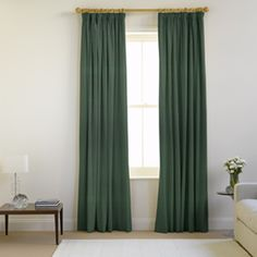 Velvet Curtains : Natural Curtain Company