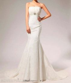 Brand New Wedding Dress - Brand New Wedding Dress - Fits sizes 8/10...
