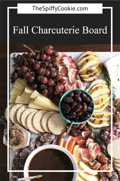 No one can resist a good snack board, and this fall charcuterie board is no exception. Filled with fall favorites such as apples, pears, caramel, and pecans. #FallFlavors #sponsored @millicanpecanco @melissasproduce #charcuterie #fallcharcuterie #fallsnacks Easy Appetizer Recipes, Healthy Appetizers, Healthy Snacks, Snack Recipes, Acorn Squash Recipes, Pumpkin Pie Recipes, Fall Recipes, Kid Friendly Appetizers, Pecan Chicken
