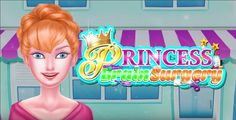 Grab your #Stethoscope and get ready to play a role of #BrainSurgeon in this exciting #KidsGames Princess Brain Surgery.