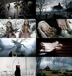 "Tim Burton's ""Sleepy Hollow"" - Cinematography by Emmanuel Lubezki"