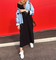 Hijab style 2019 – Just Trendy Girls – Hijab Fashion Modern Hijab Fashion, Street Hijab Fashion, Hijab Fashion Inspiration, Muslim Fashion, Mode Inspiration, Modest Fashion, Trendy Fashion, Style Fashion, Fashion Muslimah