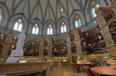 Mark Twain library quote on photo of Canadian Library of Parliament – Ottawa, Canada Beautiful Library, Dream Library, Grand Library, Library Room, Queens College Library, Queen's College, Peabody Library, Library Quotes, Library Humor