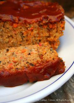 ... about Meatless Loaf on Pinterest | Lentil loaf, Meat loaf and Lentils