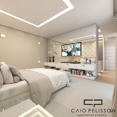 Closet Casal Pequeno Fechado 62 Ideas For 2019 Luxury Bedroom Design, Bedroom Closet Design, Girl Bedroom Designs, Home Room Design, Small Room Bedroom, Bedroom Sets, Home Bedroom, Home Interior Design, Bedroom Decor
