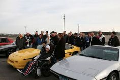 Fiero enthusiasts give dying teen last wish! The most heart warming thing you will see all day... #spon #hero