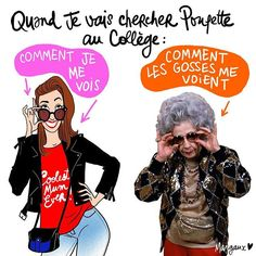 La vérité. #yetta #taMère #illustration #margauxmotin