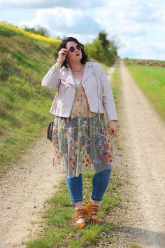Anaïs Pénélope | Blog mode ronde, body positive, grande taille, plus-size.: Festival outfit