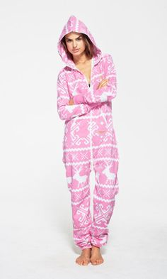 If this was fleece-lined, I'd have a hundred haha.    Onepiece Lillehammer Pink - OnePiece – Jump In