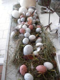 Easter swedish style via Inspiration i vitt
