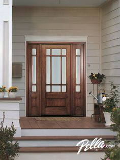 Attrayant Greet Your Guests With Beautifully Crafted Pella® ENERGY STAR® Certified Front  Doors. Entrance